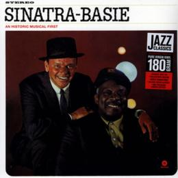 Sinatra-Basie, An Historic Musical First (1962) (180 Gram Hq Virgin Vinyl) (LP)