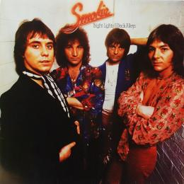 Smokie, Bright Lights & Back Alleys (1St Press) (Ins.) (LP)