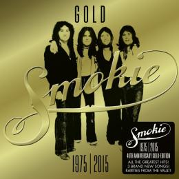 Smokie, Gold 1975-2015 (40Th Anniversary Gold Edition+3 Brand New Songs) (2 CD)
