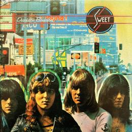 Sweet, Desolation Boulevard (1974) (180 Gram Vinyl) (G/f.) (LP)
