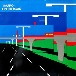 Traffic, On The Road (1St Press) (G/f) (Ins.) (2 LP)