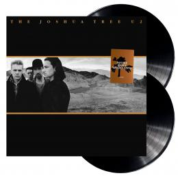 U2, The Joshua Tree (Double Heavyweight Vinyl) (G/f Sleeve Incl. 12 pages.) (LP)