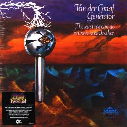 Van Der Graaf Generator, The Least We Can Do Is Wave To Each Other (1970) (G/f) (180 Gram Heavyweight Vinyl) (LP)