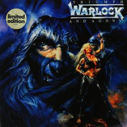 Warlock, Triumph And Agony (G/f) (LP)