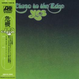 Yes, Close To The Edge (1972) (Cardboard Sleeve SHM-CD) (Japan Ed.)