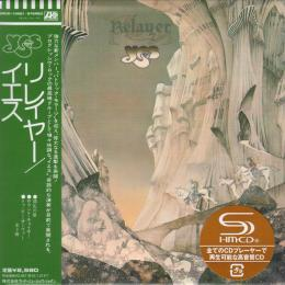 Yes, Relayer [Cardboard Sleeve] (Mini LP) SHM-CD (Japan Ed.)