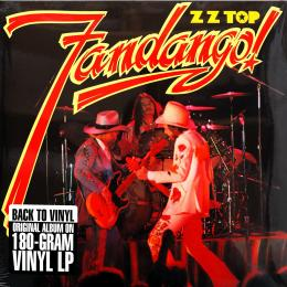 ZZ Top, Fandango! (1975) (180Gram High Performance Vinyl) (LP)
