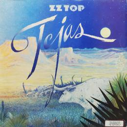 ZZ Top, Tejas (1St Press) (Triple Gatefold) (Ins.) (LP)