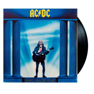 AC/DC, Who Made Who (1986) (LP)