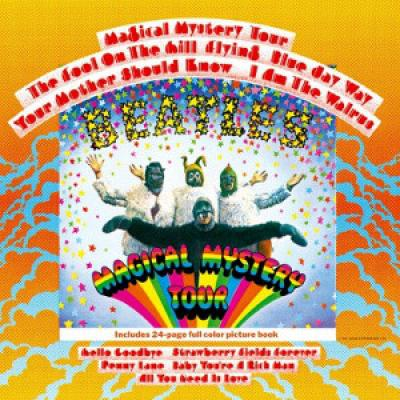 Beatles, Magical Mystery Tour (1967) (G/f) (LP)