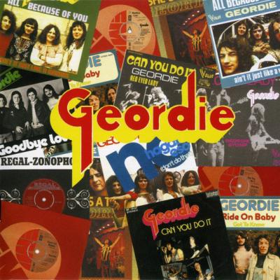Geordie, The Singles Collection (1972-1976)