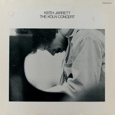 Keith Jarrett, The Koln Concert (G/f.) (2 LP)