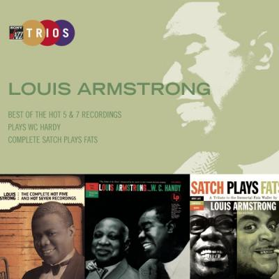 Louis Armstrong, Best Of The Hot 5 & 7 Recordings, Play Wc Handy, Complete Satch Plays Fats