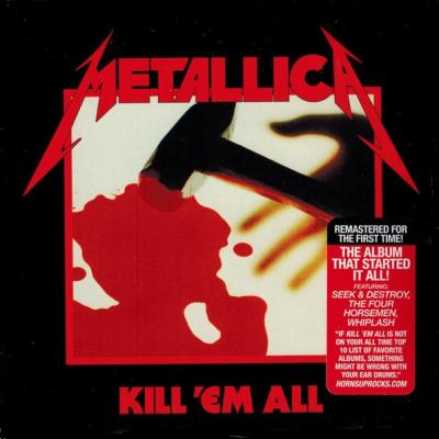 Metallica, Kill 'em All (1983)
