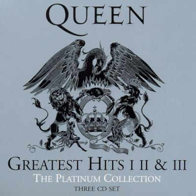 Queen, Greatest Hits I II & III The Platinum Collection (Remastered 2011) (3 CD)
