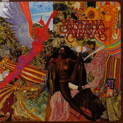 Santana, Abraxas (1St Press) (G/f) (Club Ed.) (LP)