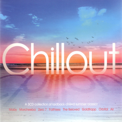 Сборник, Chillout Collection Of Laidback Chilled Summer Classics (3 CD)