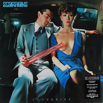 Scorpions, Lovedrive (1979) (50Th Anniversary Deluxe Ed. 180G Heavyweight Vinyl Incl. CD)